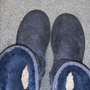 UGG Shoes - UGGS NAVY COLOR